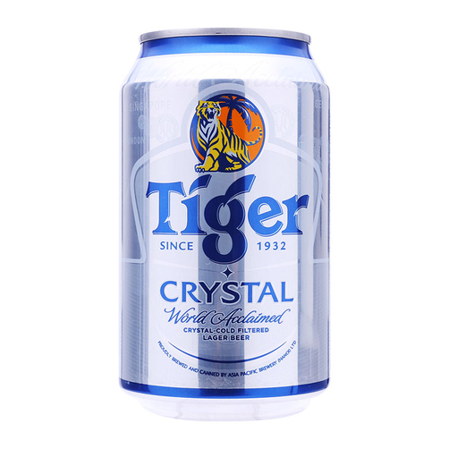 Bia Tiger Crystal Lon